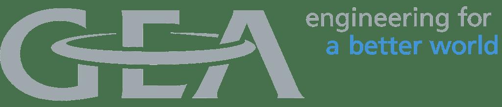 Логотип GEA без фона png